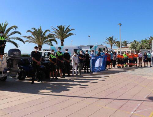 Más de 100 profesionales municipales trabajarán este verano para garantizar la calidad y la seguridad en las playas del municipio